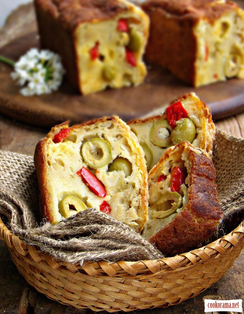Хлебец по-итальянски