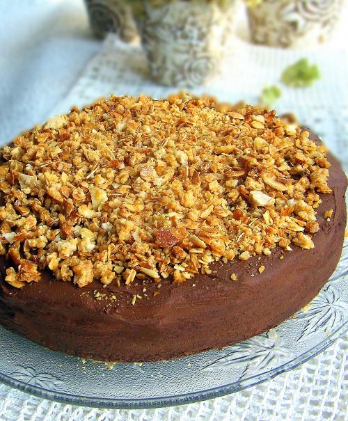 Шоколадний тортик