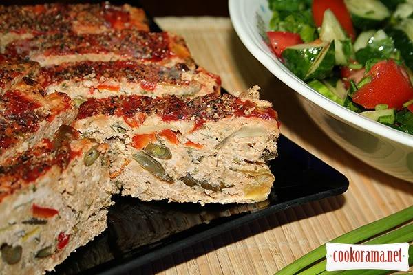 Митлоф или мясной хлеб