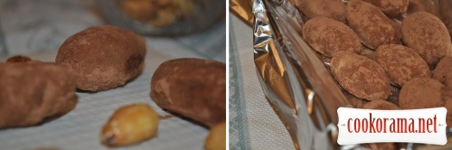 Catanias - пралине из белого шоколада