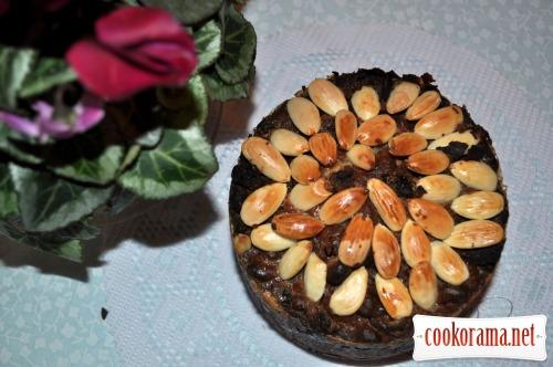 ДандИ - Dundee cake. Рождественская выпечка
