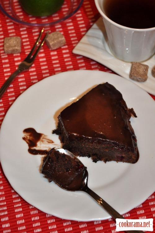 Шоколадно-вишнёвое наслаждение