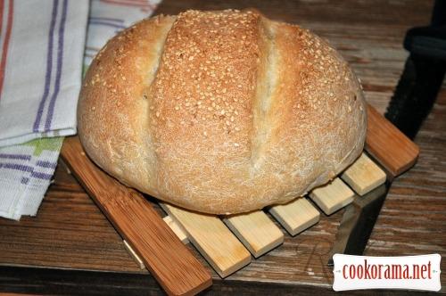 Хлеб. Просто хлеб