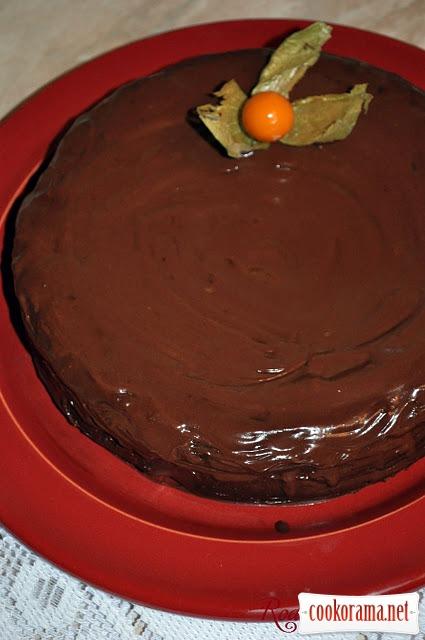 Торт «Цариця Савська»