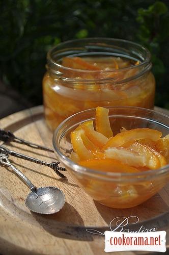 Апельсиново-лимонный джем