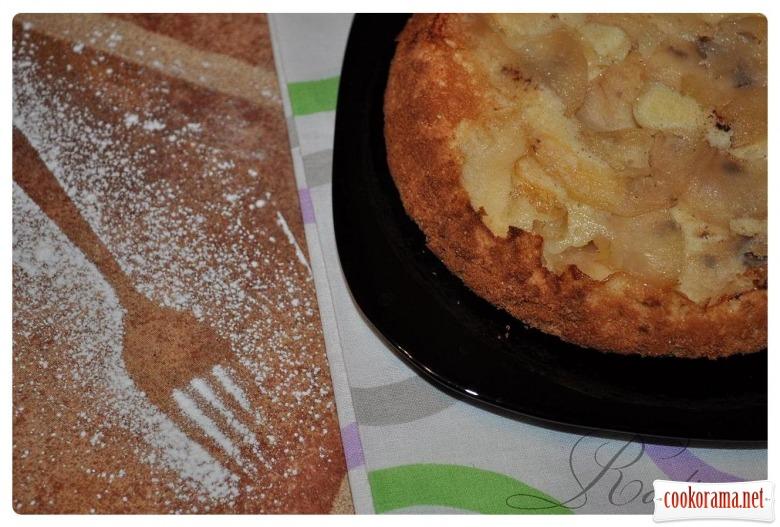 Очередной яблочный пирог