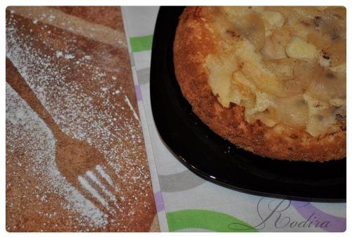 Черговий яблучний пиріг