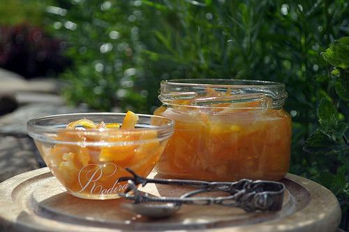 Апельсиново-лимонний джем