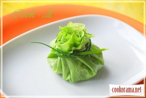 Рецепты салатов мешочки