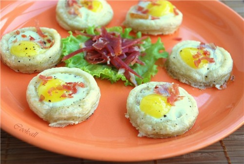 Яєчні кошички (Canastillas de huevos)