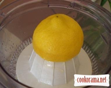 Лавандовий лимонад