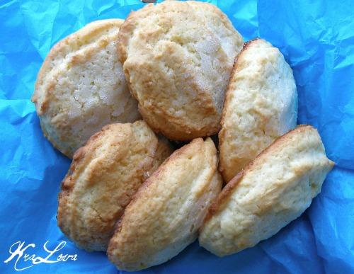 """Зимове печиво з """"памороззю"""""""