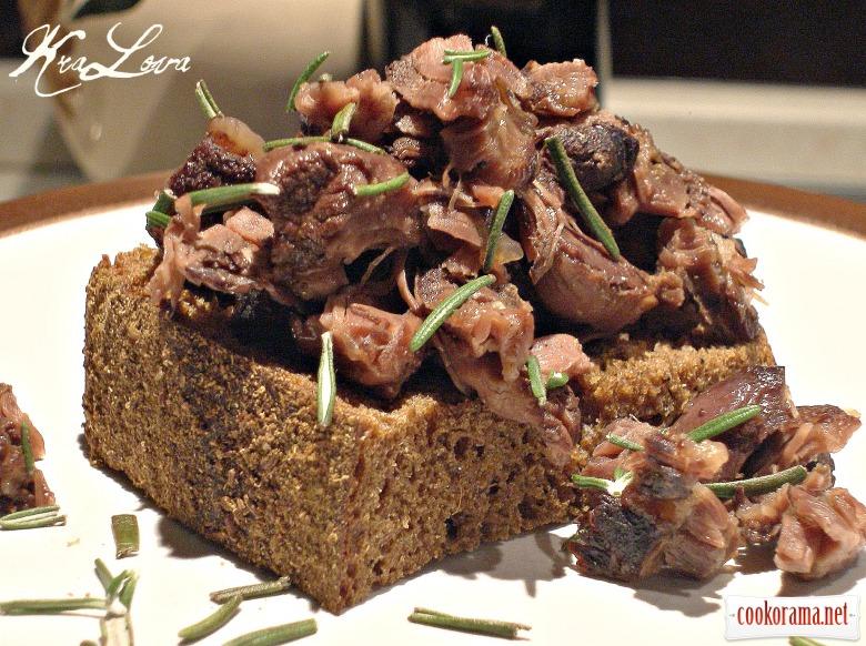 Peposo, або Мисливська печеня
