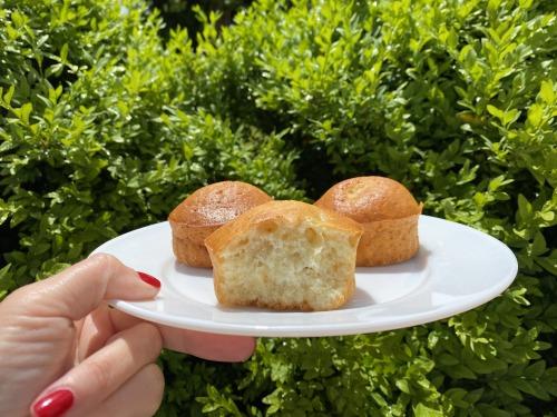 Рецепт кексов на кефире