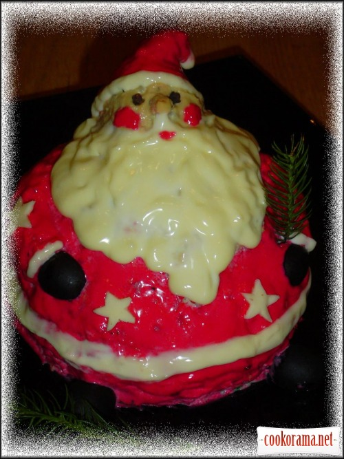 Салат «Милий Санта»