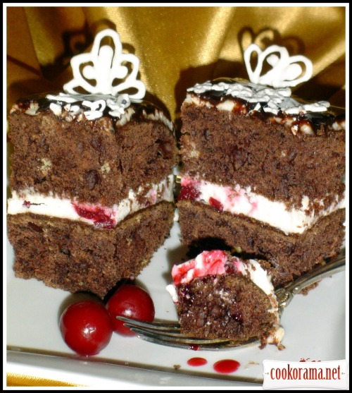 Торт «Волшебная ночь»
