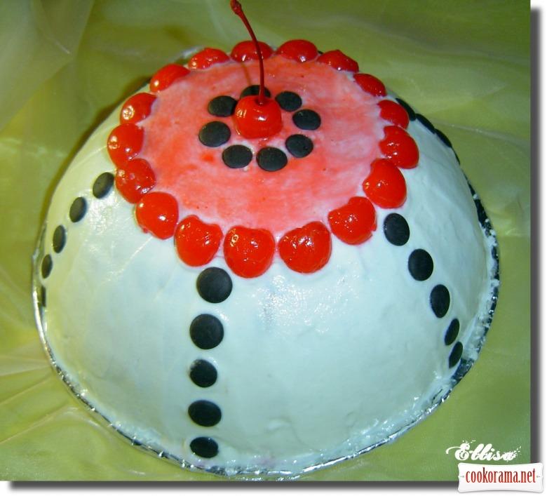 Супер вишневый панчо торты кукорама