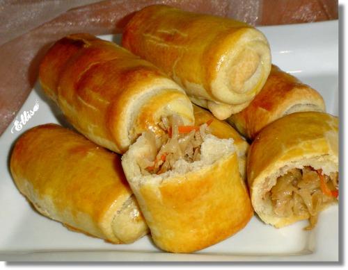 Молдавські пиріжки з капустою - ВЕРЗЕРЕ