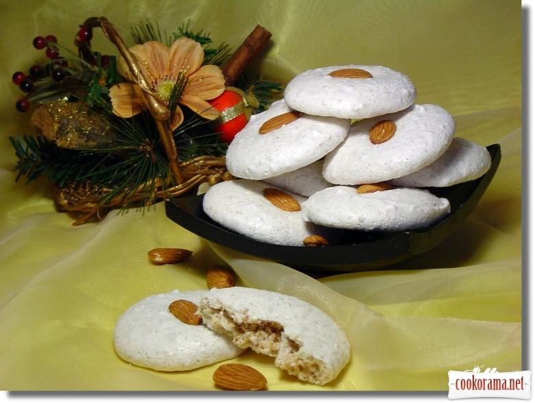 """Печенье """"Подарок к рождеству"""""""