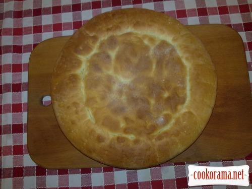 Пиріг зі щавелем