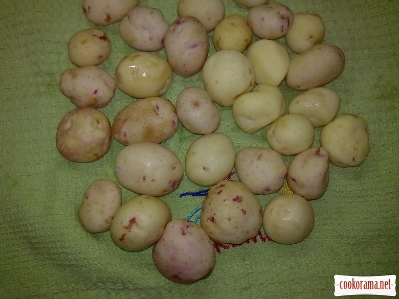 Картопля по-грецьки