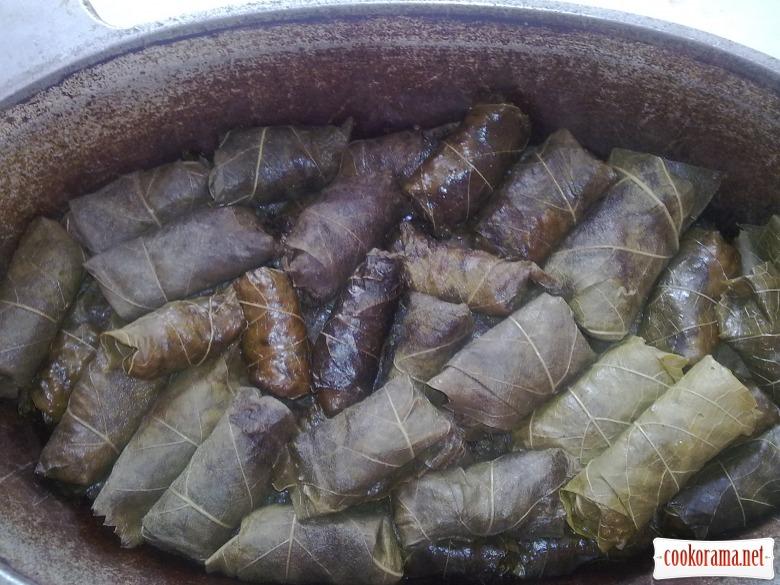 Долма турецька / Овочеві другі страви / Кукорама — смачні ...
