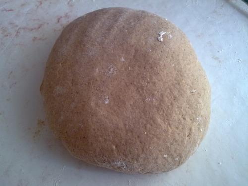 Хлібчик житній солодовий