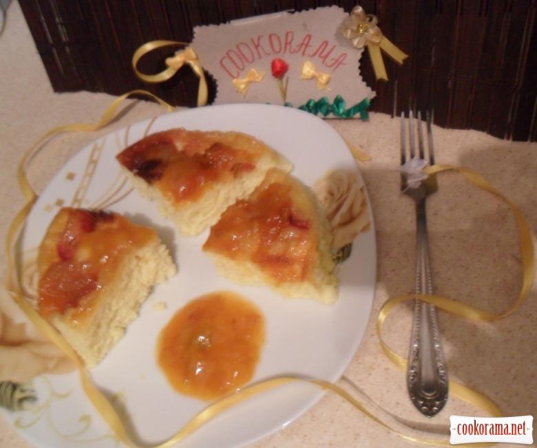 Абрикосово-персиковое наслаждение в СВЧ за 10 минут