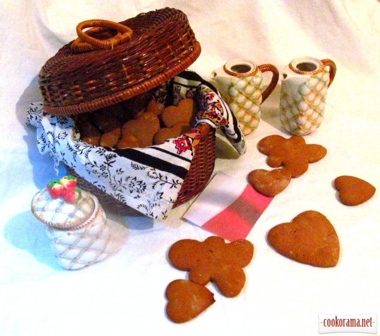 Польские пряники Катаржинки (Katarzynki)