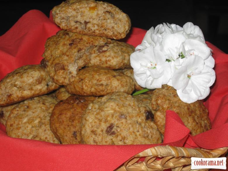 Oatmeal lean cookies