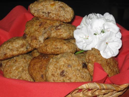 Вівсяне пісне печиво