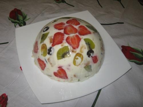Торт Насолода