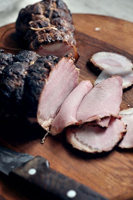 Копчене м'ясо