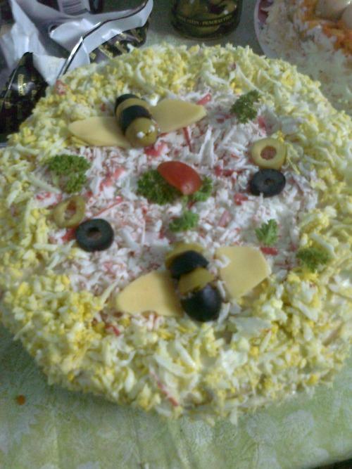 """Торт """"Закусочный"""" 2"""