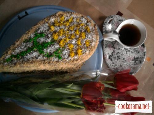 Торт «Невестка»