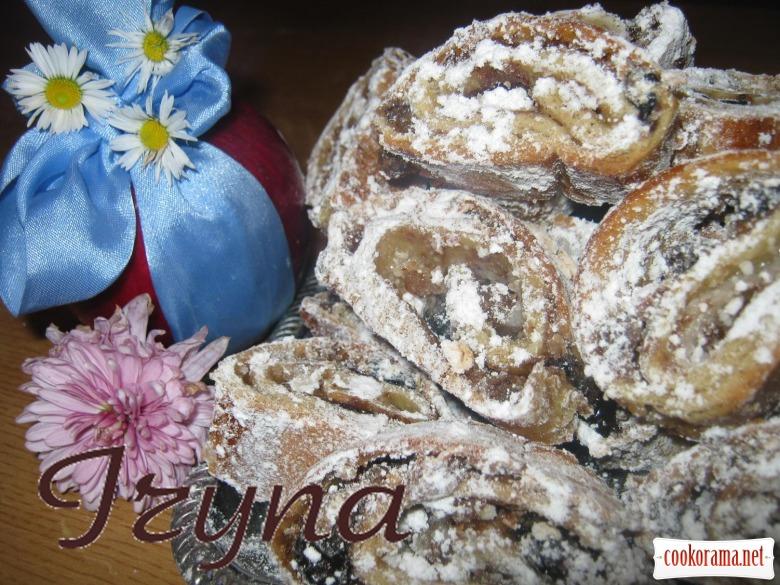 Cakes «Shells»