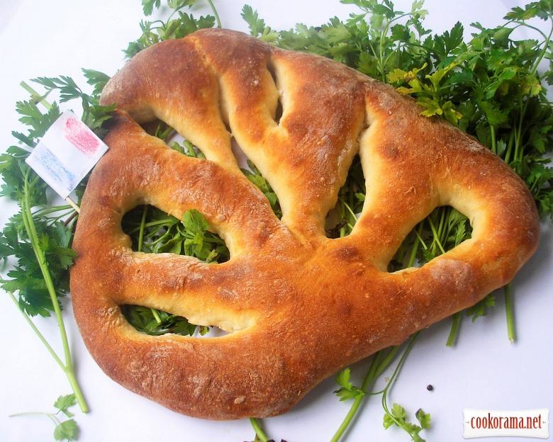 Фугас - французький хліб