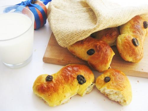 Lucia`s buns