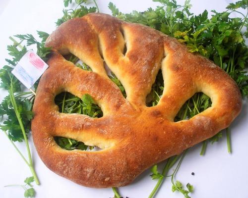 Фугас - французский хлеб