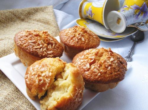 "Muffins ""Pinacolada"""