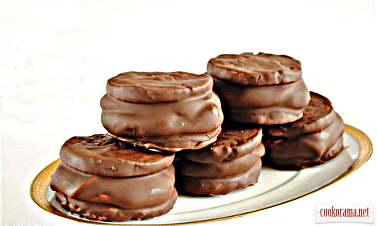 Мини-шоколадный торт
