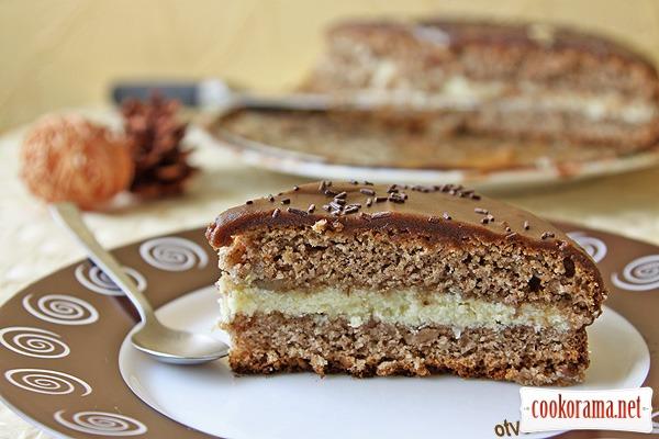 А-ля торт «Прага»