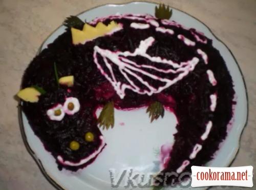 Salad «Dragon»