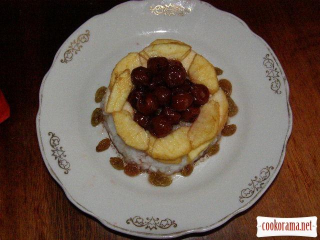 Десерт для двох