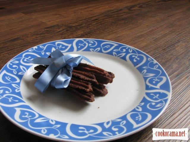 Шоколадні пальчики