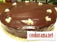 Торт з коньяком