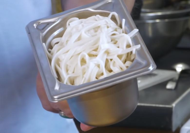 Базовий рецепт жареного удона