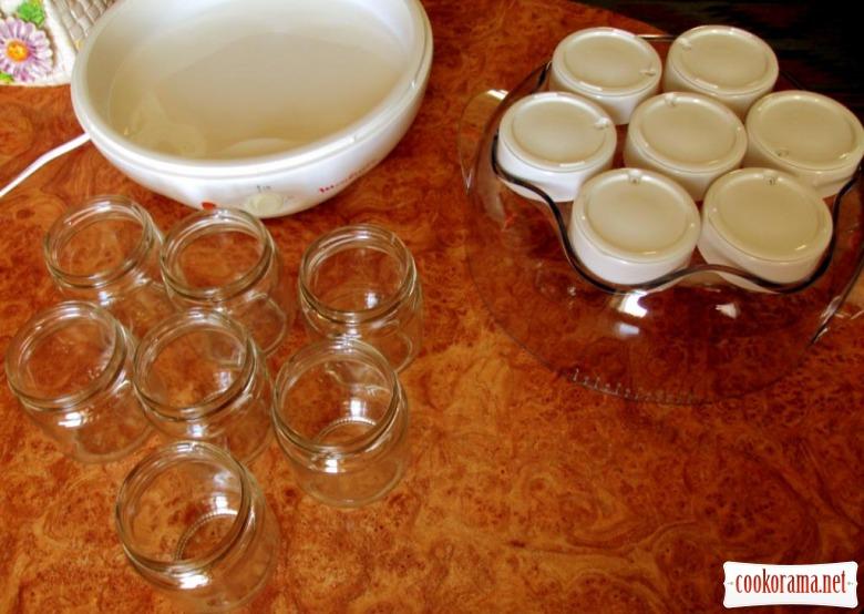 Фотозвіт про отриманий приз:) і рецепт домашнього йогурту.