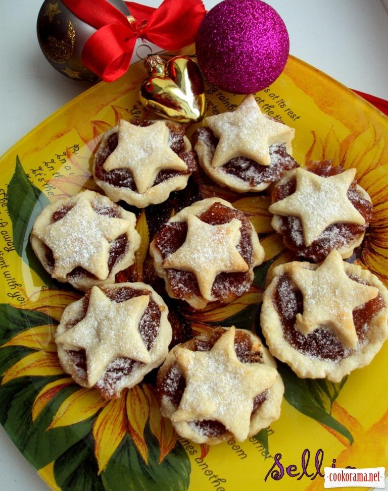 Англійське різдвяне печиво