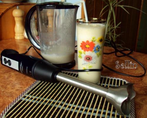 Банановий коктейль (фотозвіт і подяка за отриманий приз)